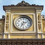 Research your European family history, ancestral communities and places of origin with FROM HUMBLE ORIGINS. Photograph of a clock tower accompanying the FROM HUMBLE ORIGINS Specialised Offerings webpage about researching the Places that mean the most to you. Image copyright www.freeimages.com / Rodolfo Belloli.